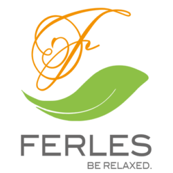 FERLES. BE RELAXED.