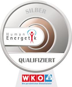 Silber Siegel Humanenergetik